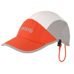 Musto original Evolution Cap Bascap Farbe Fire Orange