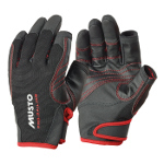 Musto Performance Handschuhe 2 kurze Finger  Black L