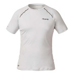 MUSTO EVOLUTION DYNAMIC Short Sleeve T-Shirt Farbe Platinum Größe L