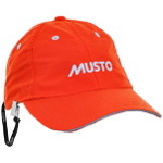 Musto Cap Crew Mütze Fire Orange