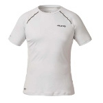 Musto Evolution Dynamic Short Sleeve T Shirt Farbe Platinum Größe S